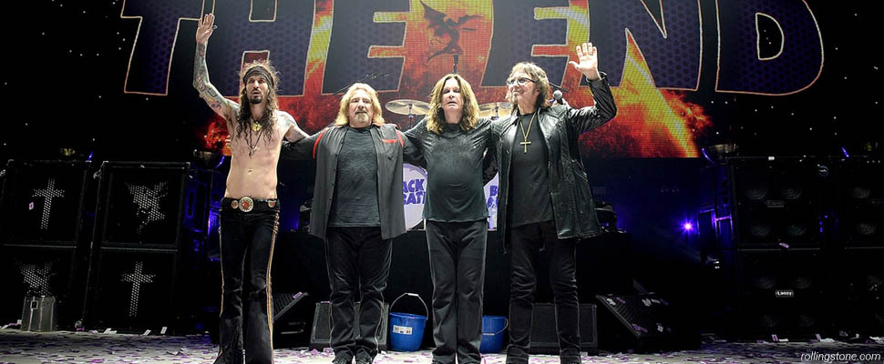Концерт BLACK SABBATH: The End of The End. TheatreHD
