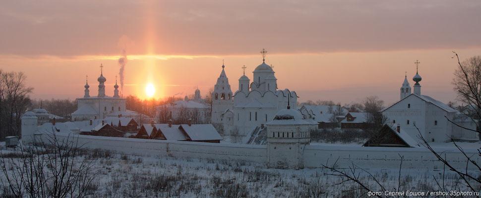 Суздаль экскурсии из москвы