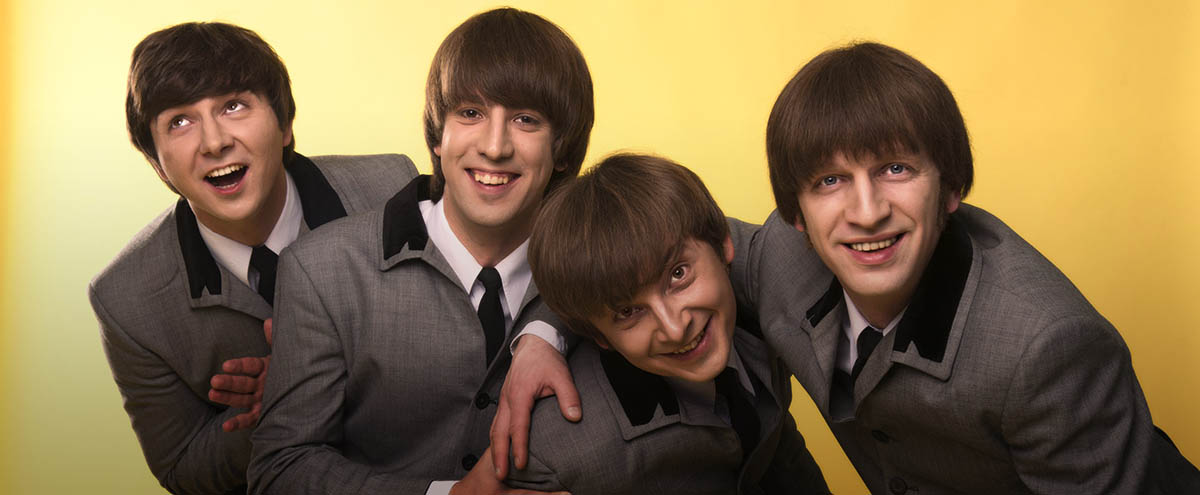 Трибьют группы «The Beatles» во Владимире