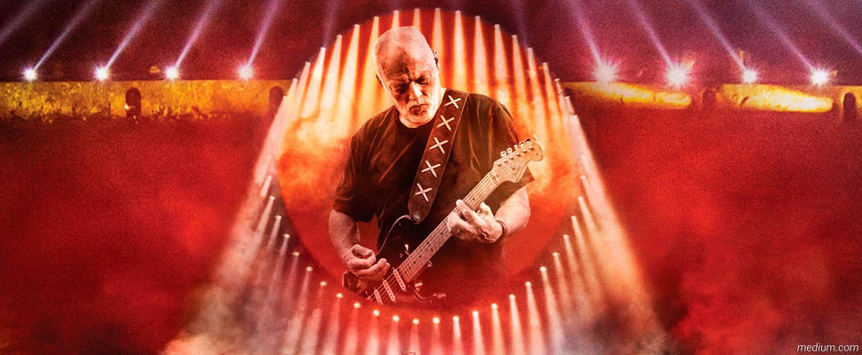 Шоу David Gilmour: Live At Pompeii. TheatreHD