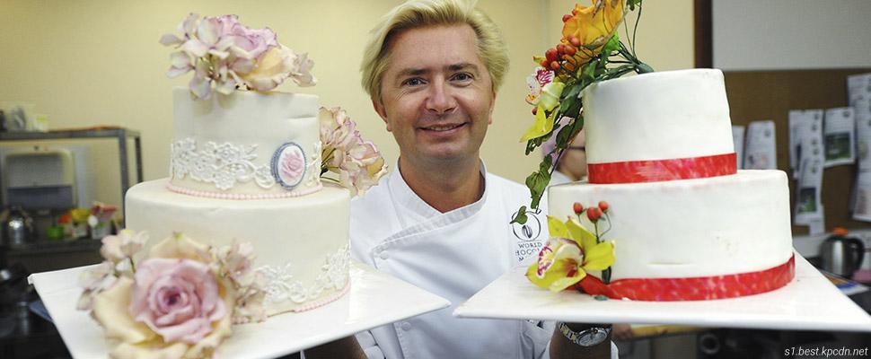 Александр селезнёв торты фото