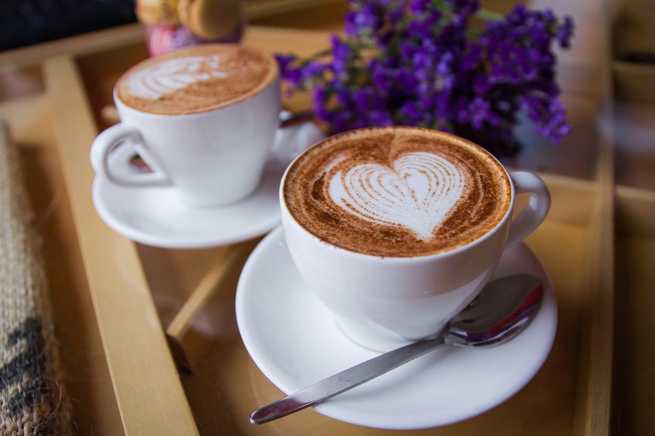 Днем, открытки чашка кофе на утро