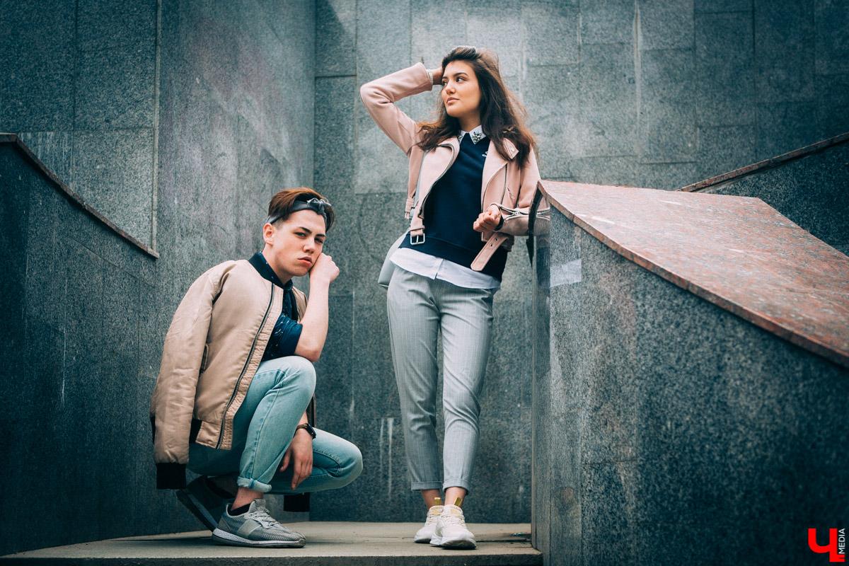«Подворачиваем джинсы, так ноги кажутся стройнее»: мода улиц во Владимире