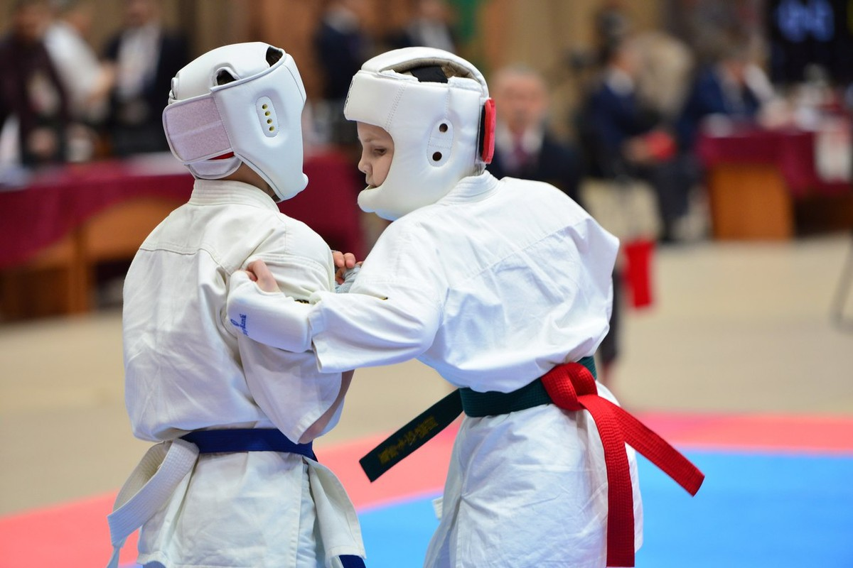 Турнир по киокусинкай собрал сотни спортсменов в Золотухинском районе