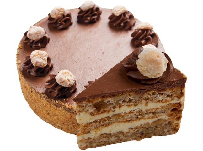Торт по киевский от александра селезнева