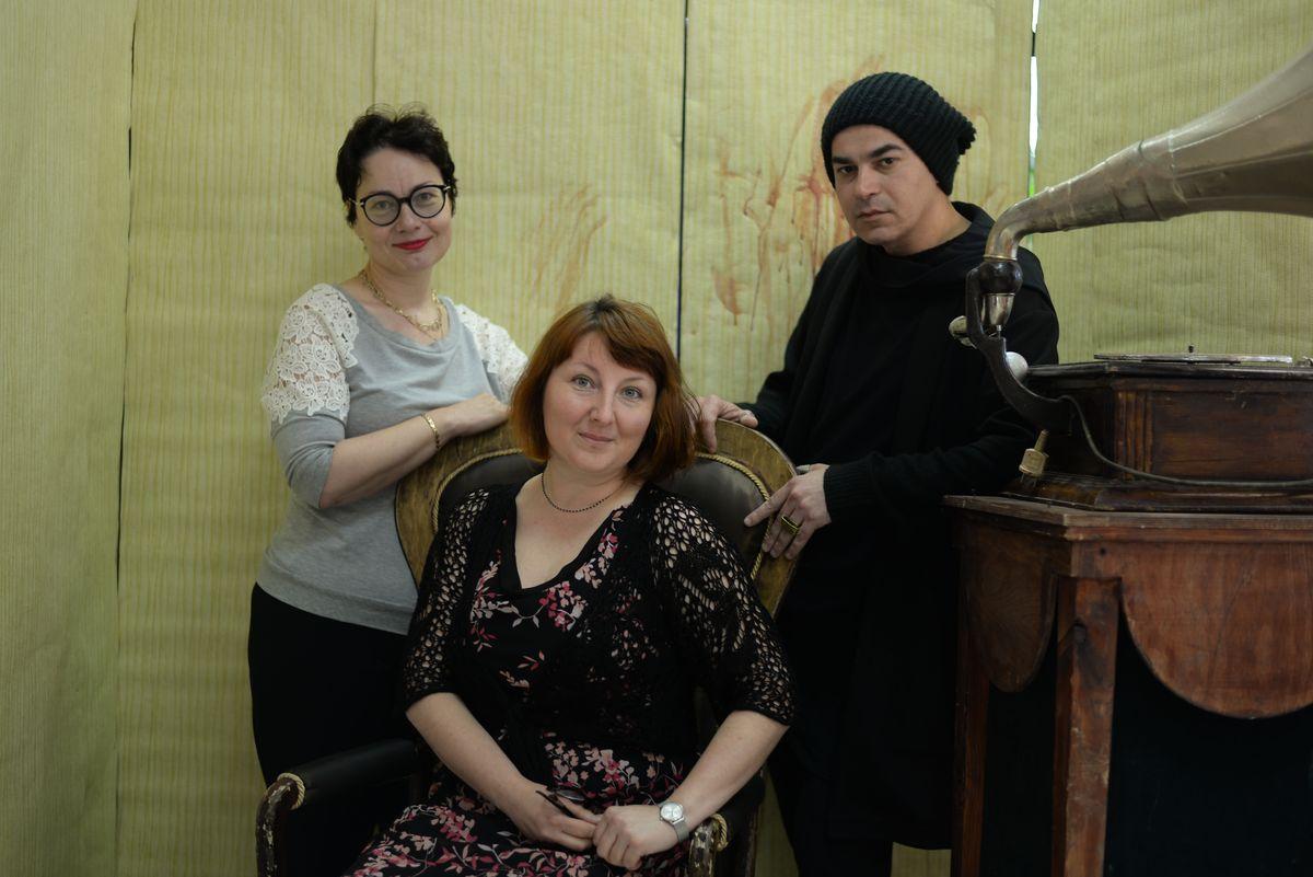 Зрители спектакля «Мастера и Маргариты» во владимирском драмтеатре