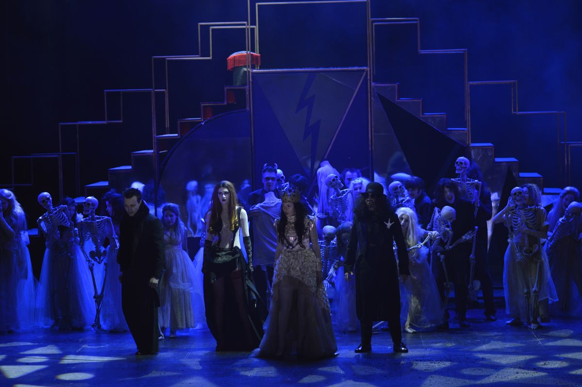 «Мастер и Маргарита» во владимирском драмтеатре