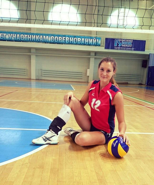 Фото сексуальных девушек на волейболе — pic 4