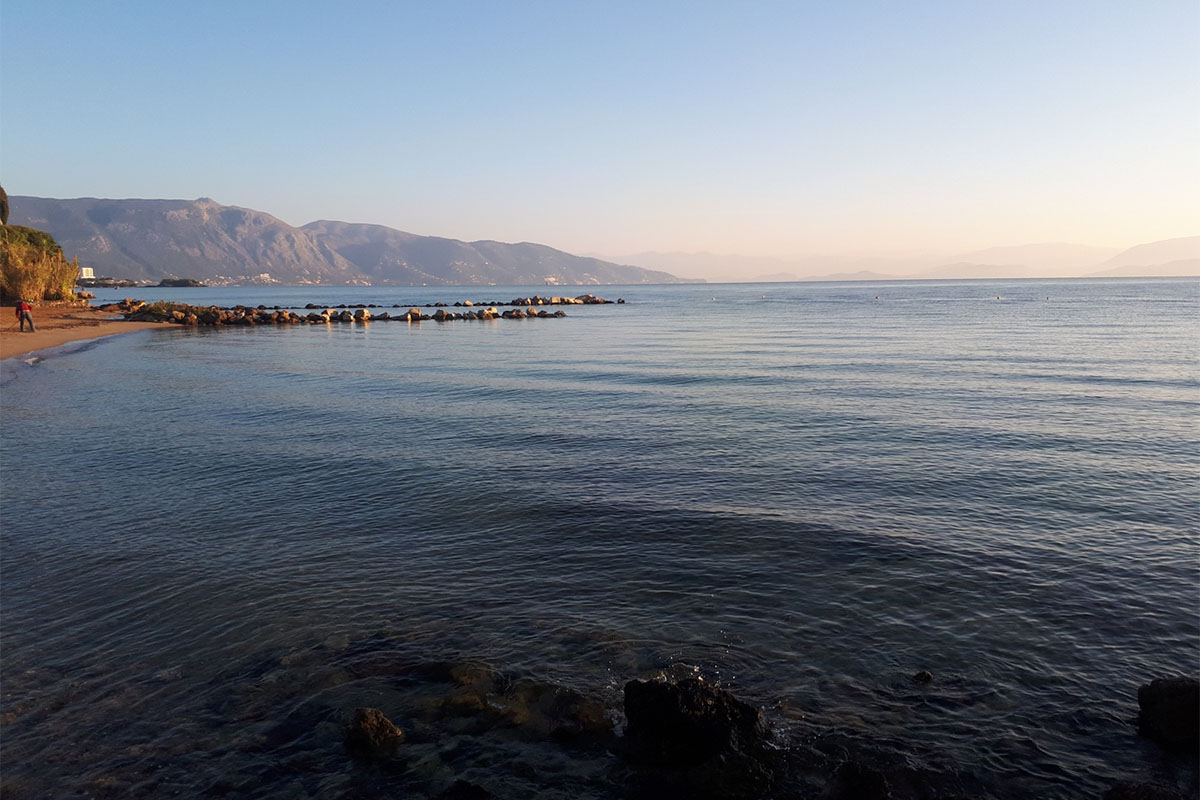 Остров Корфу (Греция)