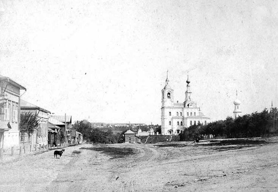 Владимир в старой открытке кинотеатр ампир николо-златовратская церковь, для родителей